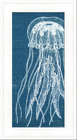 The Picture Source - Denim Wash Jellyfish - AKN105C
