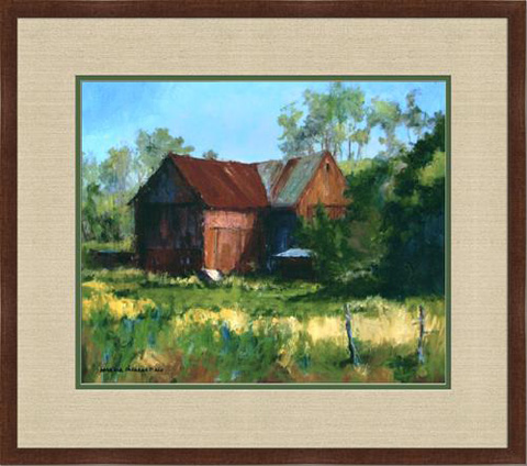 Image of Amish Country Barn