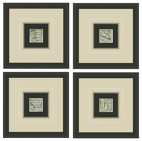 The Picture Source - Nature-Set of Four - C628S4