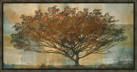 The Picture Source - Autumn Radiance - Master Brushstrokes - CWC106