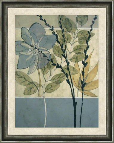 The Picture Source - Neutral Tranquil Garden II - G207B