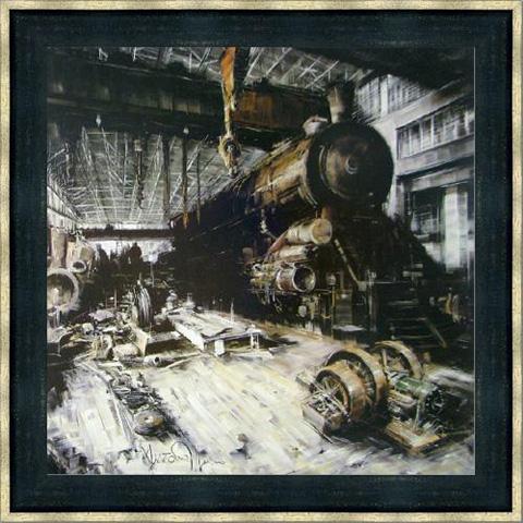 The Picture Source - Locomotiva - GA102B