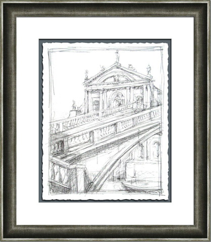The Picture Source - Sketches Of Venice I - H104A