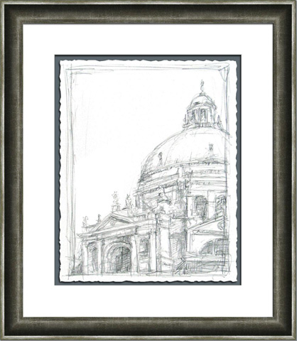The Picture Source - Sketches Of Venice II - H104B