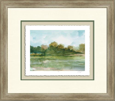 The Picture Source - Watercolour Sketch II - H107B