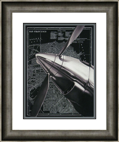 Picture Source, The - Vintage Plane II - H116B