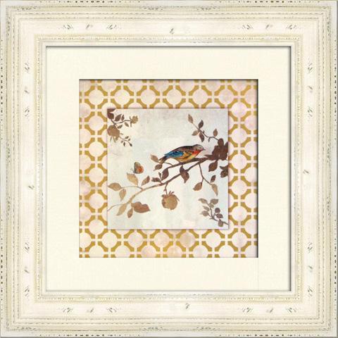 The Picture Source - Audubon Tile I - J105A