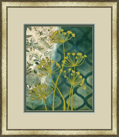 The Picture Source - Peridot Botanical I - M208A