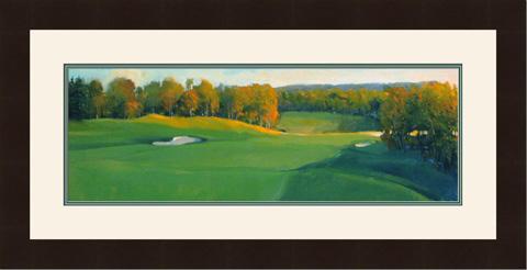 The Picture Source - Golf Scene III - O103C