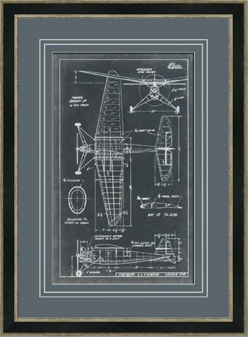 The Picture Source - Aeronautic Blueprint IV - V107B