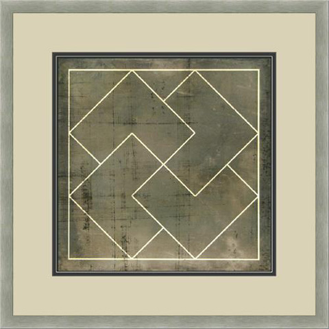 The Picture Source - Geometric Blueprint #3 - V538C