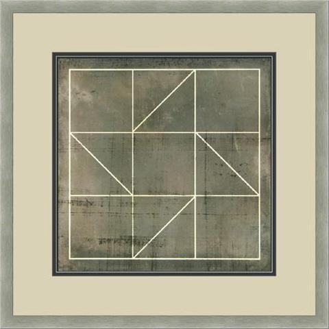 Picture Source, The - Geometric Blueprint #4 - V538D