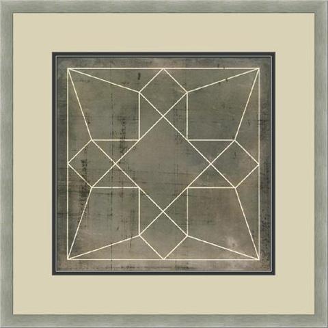 The Picture Source - Geometric Blueprint #5 - V538E