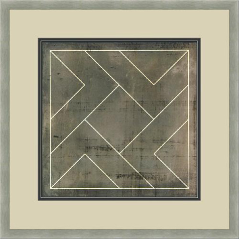 Picture Source, The - Geometric Blueprint #7 - V538G