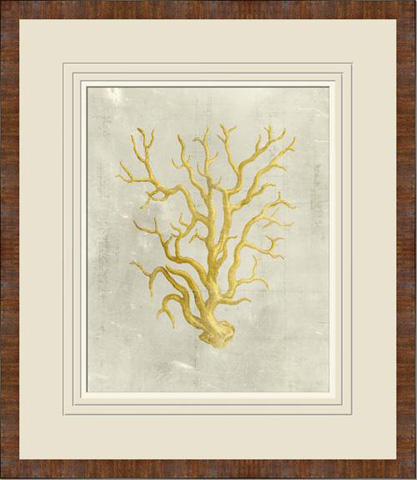 Image of Coral In Mustard