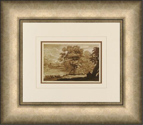 The Picture Source - Pastoral Landscapes A - VP206A