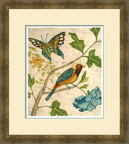 Picture Source, The - Antique Aviary III - Z192C