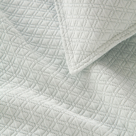 Pine Cone Hill, Inc. - Diamond Ice Matelasse Coverlet - King - M15ICK