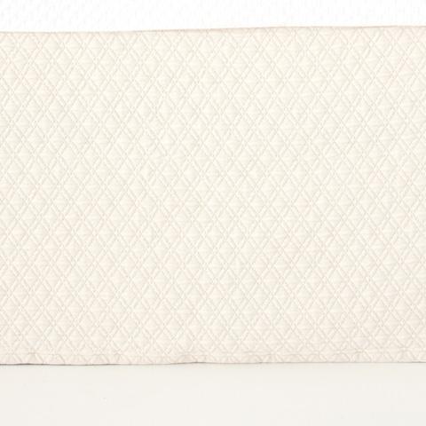 Pine Cone Hill, Inc. - Diamond Ivory Matelasse Bed Skirt - King - M15IBSK