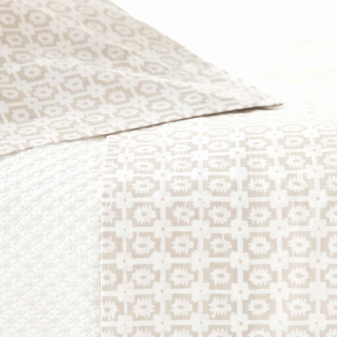 Pine Cone Hill, Inc. - Esha Pillowcases (Pair) - King - ESHCSK