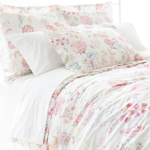 Pine Cone Hill, Inc. - Mirabelle Duvet Cover - King - MIRDCK