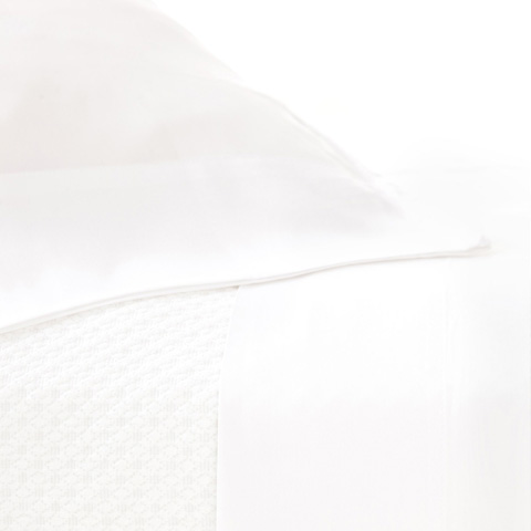 Pine Cone Hill, Inc. - Silken Solid Sheet Set - King - SISOWK