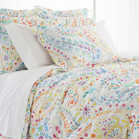 Pine Cone Hill, Inc. - Amelie Duvet Cover in King - AMLDCK