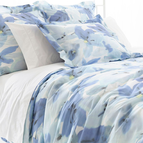 Pine Cone Hill, Inc. - Audrey Duvet Cover in King - AUDDCK