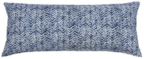 Pine Cone Hill, Inc. - Resist Indigo Quilted Decorative Pillow - RIQDP22