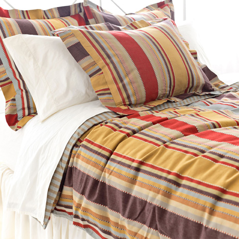 Pine Cone Hill, Inc. - Whitney Duvet Cover in Full/Queen - SWHDCQ