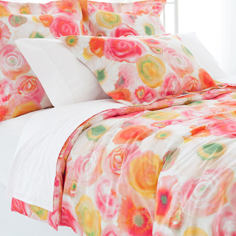 Image of Clarissa Duvet Cover in Queen