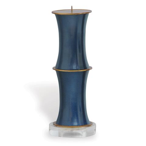 Port 68 - Rivoli Navy Candleholder - ACES-074-06