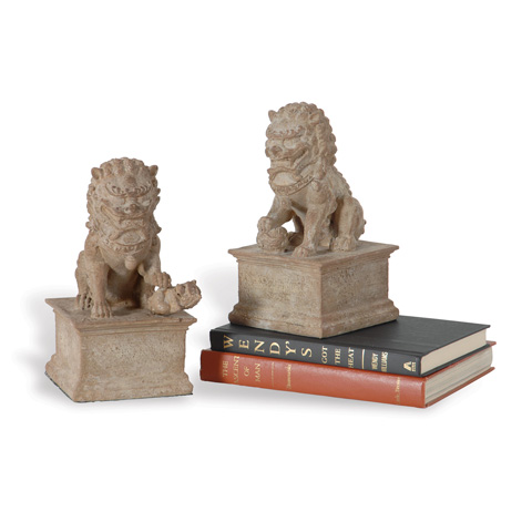Port 68 - Set of Two Han Dynasty Bookends - ACFM-022-04