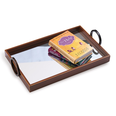 Port 68 - Drake Tray in Brown - ACGS-142-07