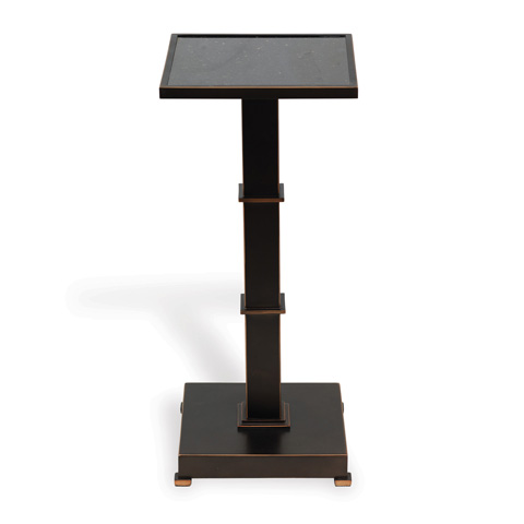 Port 68 - Blake Bronze Accent Table - AFDS-128-03