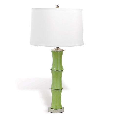 Port 68 - Rivoli Nickel Apple Lamp - LPAS-074-08