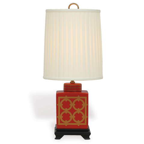 Port 68 - Viceroy Mini Lamp in Red - LPAS-092-04