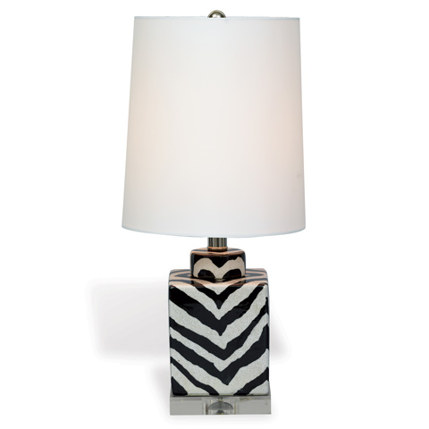 Image of Kenya Mini Lamp in Black