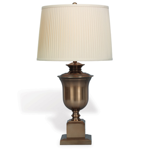 Image of Robertson Bronze Lamp