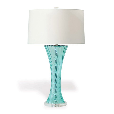 Port 68 - Bella Aqua Lamp - LPAS-186-03