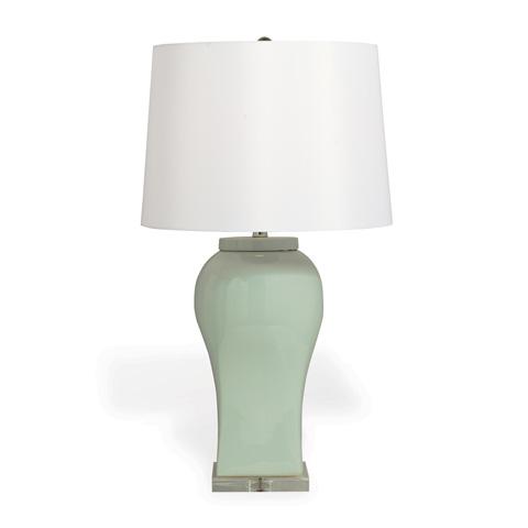 Port 68 - Boulevard Celadon Lamp - LPAS-219-01
