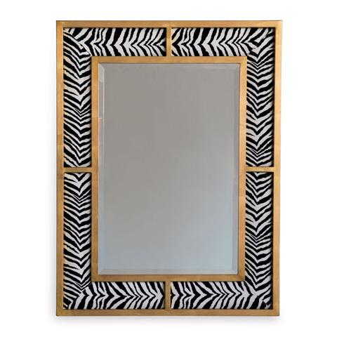 Port 68 - Bedford Gold Zebra Black Mirror - ACFS-272-03