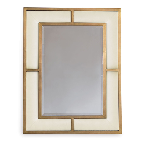Port 68 - Bedford Gold Sandstone Mirror - ACFS-272-10
