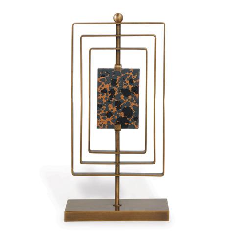 Port 68 - Sawyer Brass Sculpture - ACFS-273-02