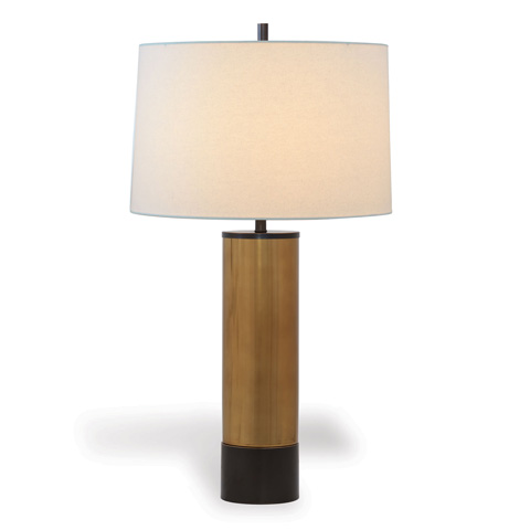 Image of Evanston Gold Lamp