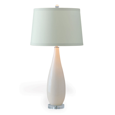 Image of Emma Ivory Lamp