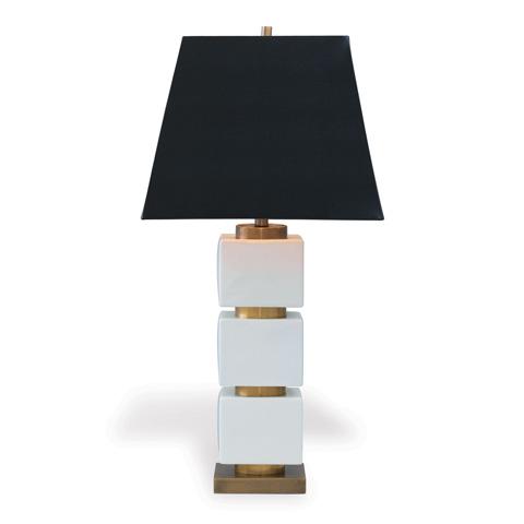 Port 68 - Manhattan Ivory Lamp - LPAS-264-04