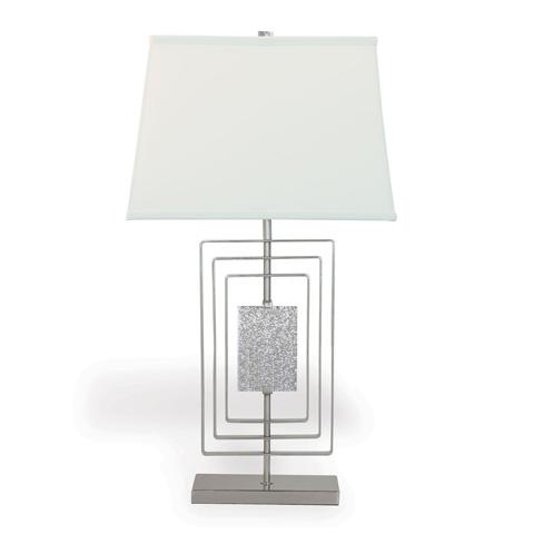 Port 68 - Sawyer Nickel Lamp - LPAS-273-03