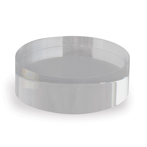 Port 68 - Lucite Round Stand(Set Of 2) - STCM-135-05
