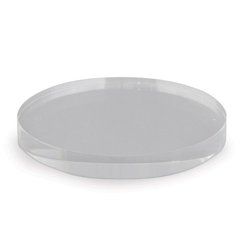 Port 68 - Acrylic Round Stand(Set Of 2) - STCM-135-07